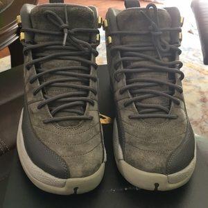 "Air Jordan 12 Retro ""Wolf Grey"" (6.5Y)"